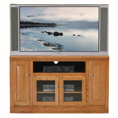Lapierre 55 TV Stand Color: Medium Oak