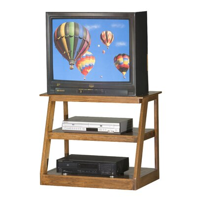 Adler 30 TV Stand Color: Medium Oak