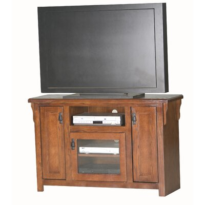 Mission TV Stand Finish: Caribbean Rum