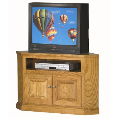 Classic Oak TV Stand Finish: Light Oak