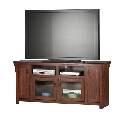 Mission 70 TV Stand Color: Chocolate Mousse