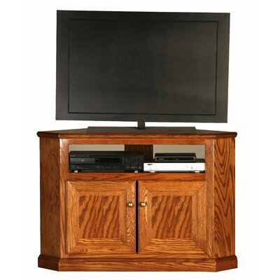Lapierre 46 TV Stand Color: Dark Oak