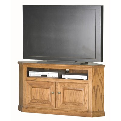 Classic Oak TV Stand Finish: Concord Cherry