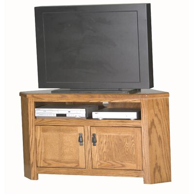"""Eagle Furniture Manufacturing Mission 50"""" TV Stand - Finish: Chocolate Mousse"""