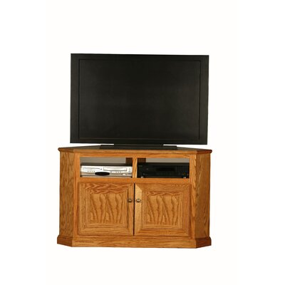 Classic Oak TV Stand Finish: Dark Oak