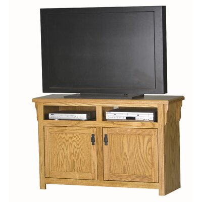 Mission 50 TV Stand Color: Chocolate Mousse