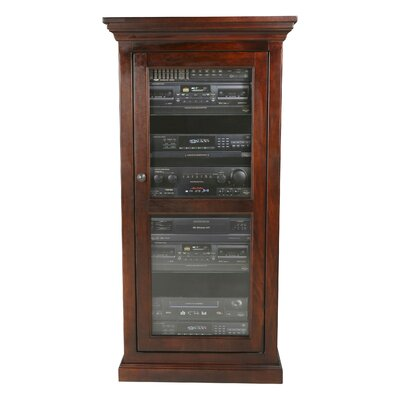 Eagle Furniture Manufacturing Coastal Audio Cabinet - Finish: Black at Sears.com