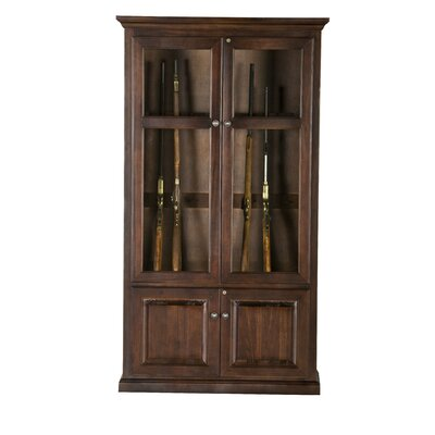 Eagle Furniture Manufacturing Savannah 15-Gun Cabinet - Finish: Caribbean Rum at Sears.com