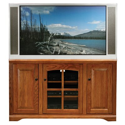"Eagle Furniture Manufacturing Oak Ridge 55"" TV Stand - Finish: Unfinished"