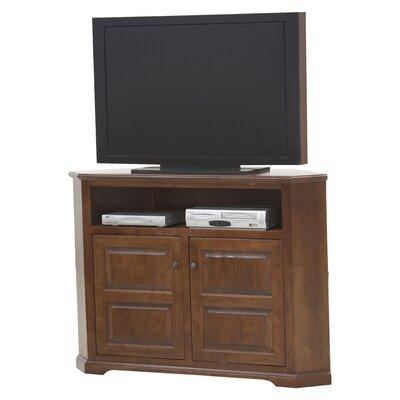 Eagle Furniture Manufacturing Savannah TV Stand - Finish: Hazy Sunrise, Door Type: Raised Panel