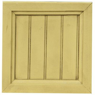 Eagle Furniture Manufacturing Coastal Wall Unit - Finish: Havana Gold, Door Type: Glass
