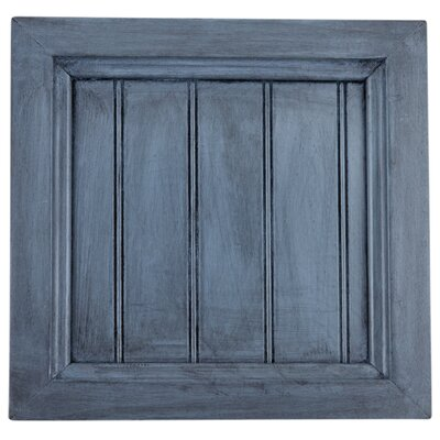 Coconut Creek 50 TV Stand Door Type: Wood Panel, Color: Midnight Blue