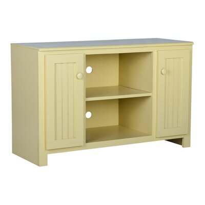 42 TV Stand Color: Cupola Yellow