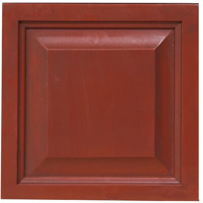 55 TV Stand Color: Persimmon Red