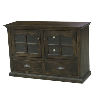 48 TV Stand Color: Medium Oak
