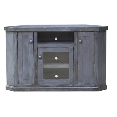 Calistoga 53 TV Stand Color: Tempting Turquoise
