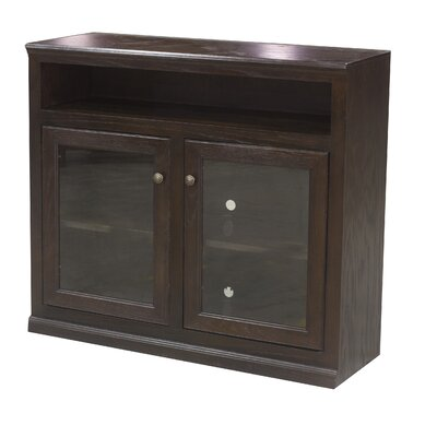 45.5 TV Stand Color: Medium Oak