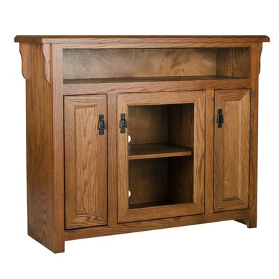 50 TV Stand Color: Dark Oak