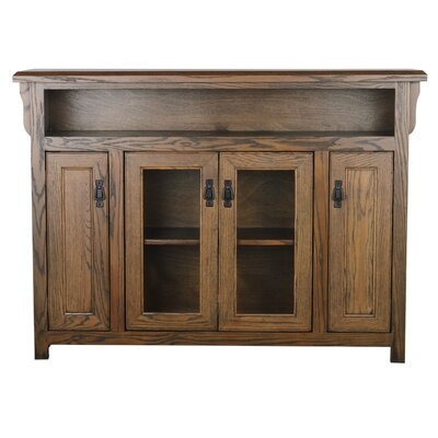 59 TV Stand Color: Dark Oak