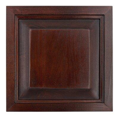 Coconut Creek 50 TV Stand Door Type: Wood Panel, Color: Burnt Cinnamon