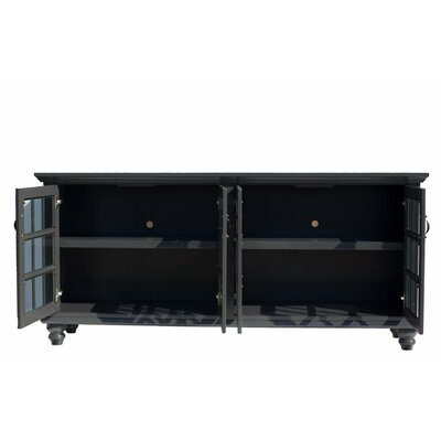 81 TV Stand Color: Antique Black
