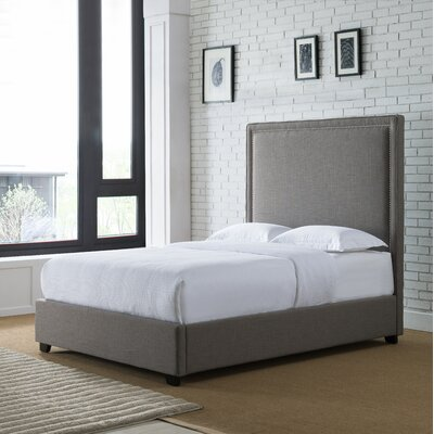 Chere Upholstered Panel Bed Size: Queen