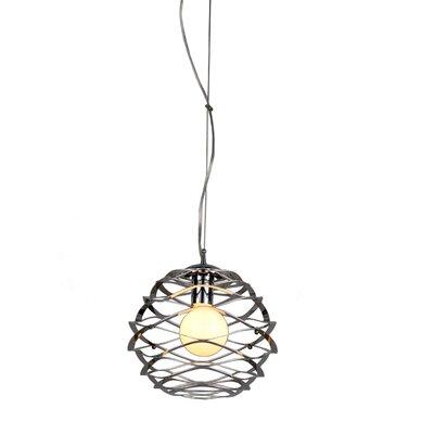 Vesey 1-Light Globe Pendant
