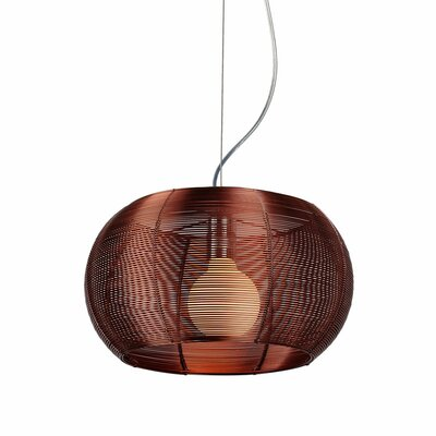 Brace 1-Light Globe Pendant