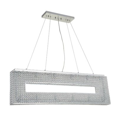 Illusion 12-Light Kitchen Island Pendant