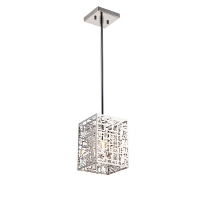 Metropolitan 1-Light Mini Pendant