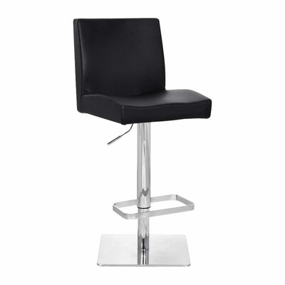 Chicago Adjustable Height Swivel Bar Stool