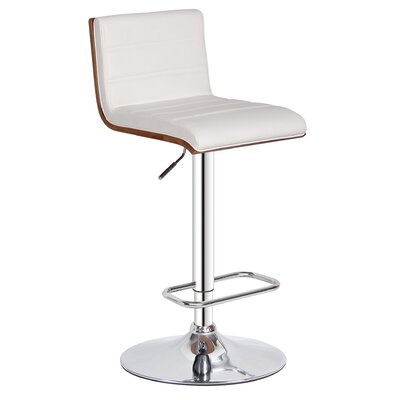 Lexi Adjustable Height Bar Stool