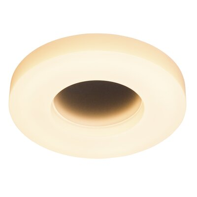 Demartini Jewel 1-Light Flush Mount