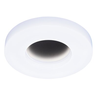 Demartino Jewel 1-Light  Flush Mount