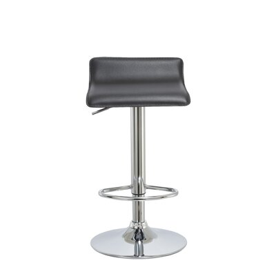 Kovacs Adjustable Height Swivel Bar Stool