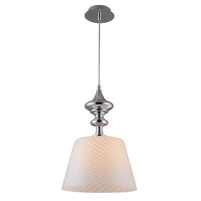 Martell 1-Light Mini Pendant