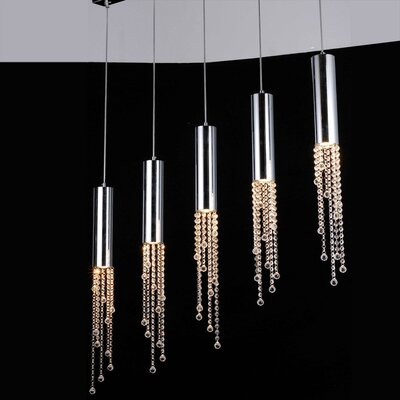 Jael 5-Light Pendant