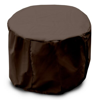 Weathermax� Round Table Cover Color: Chocolate