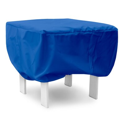 Weathermax Adirondack Footrest Cover Color: Pacific Blue