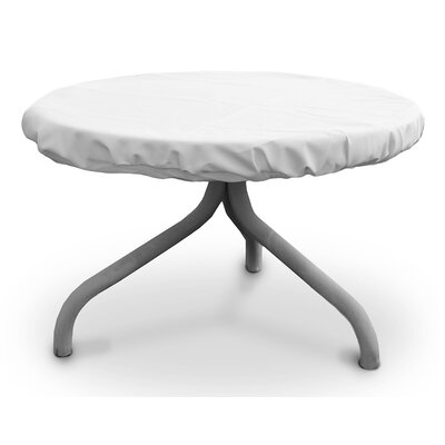 Weathermax� Round Table Top Cover Size: 30 W x 30 D, Color: White
