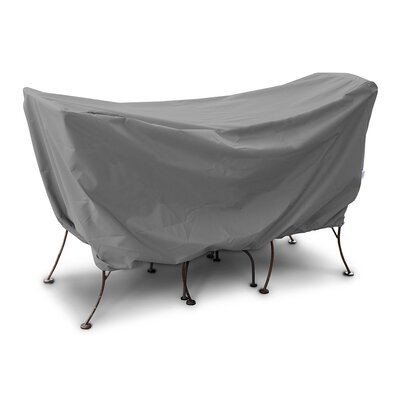 Weathermax� 3 Piece Cafe Set Cover Color: Grey