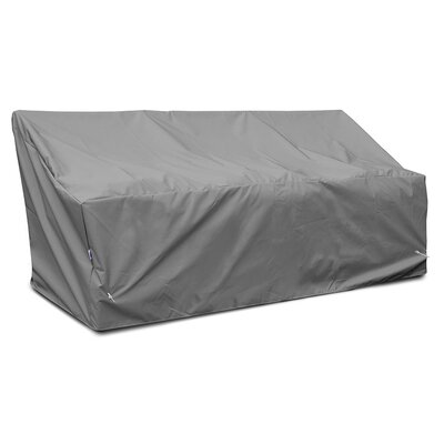 Weathermax Deep 3-Seat Glider / Lounge Cover Color: Grey
