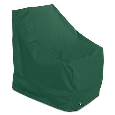 Weathermax� Adirondack Chair Cover Color: Forest Green