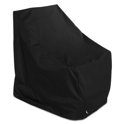 Weathermax� Adirondack Chair Cover Color: Black