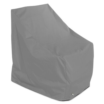Weathermax� Adirondack Chair Cover Color: Grey