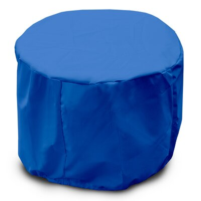Weathermax� Round Table Cover Color: Pacific Blue