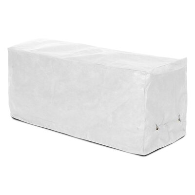 DuPont Tyvek Garden Seat Cover Size: 18 H x 51 W x 28 D