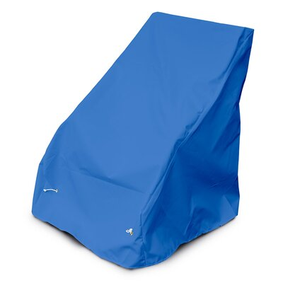 Weathermax� Chair Cover Color: Pacific Blue