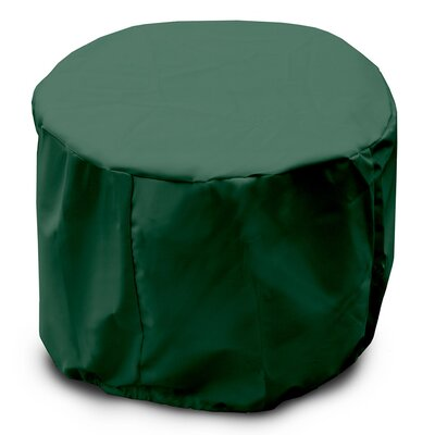 Weathermax� Round Table Cover Color: Forest Green