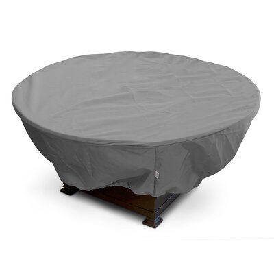 "KOVERROOS Weathermax? Firepit Cover - Size: 12"" H x 32"" W x 32"" D, Color: Grey at Sears.com"